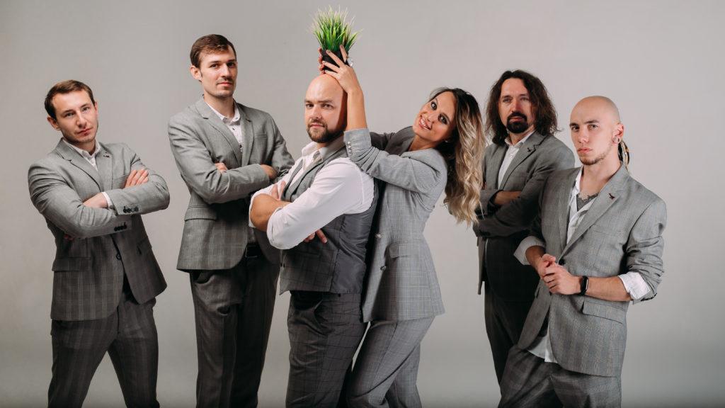 Cocktail Jazz кавер группа